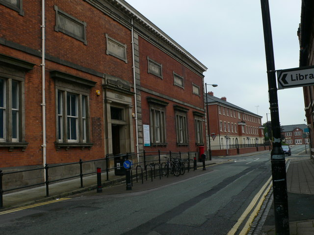 Warrington Library and Museum geographorguk 1304989